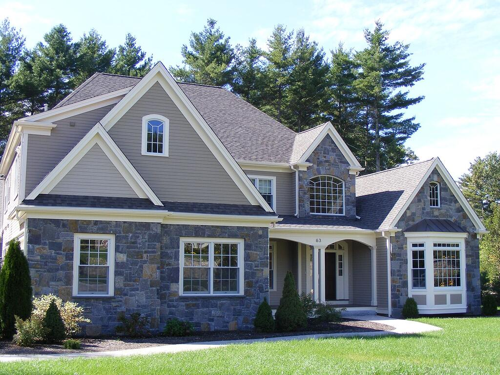 6 Ways To Upgrade Your Home S Exterior With Stone Veneer And Granite