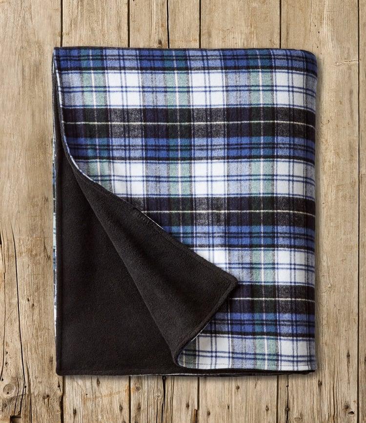 Vermont Flannel Blanket