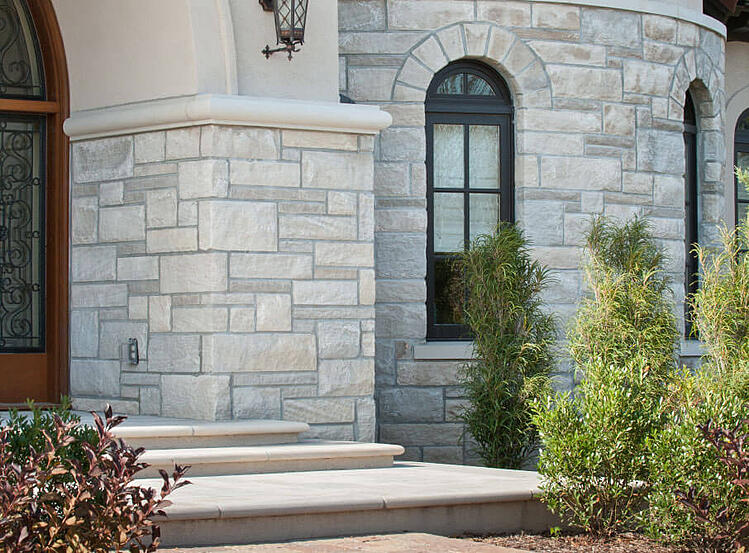 How To Install Thin Veneer From Indiana Limestone