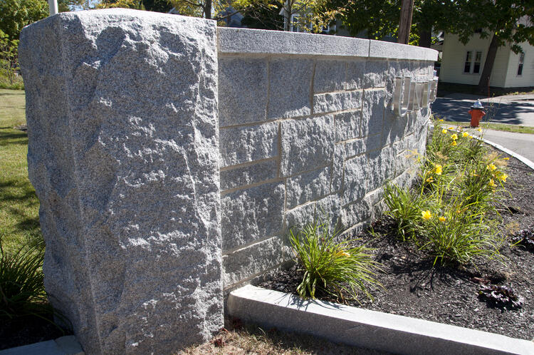 New Hampshire Schools Have A Love For Granite