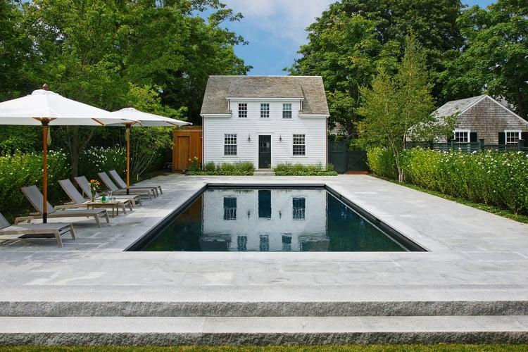 Granite luxe pool
