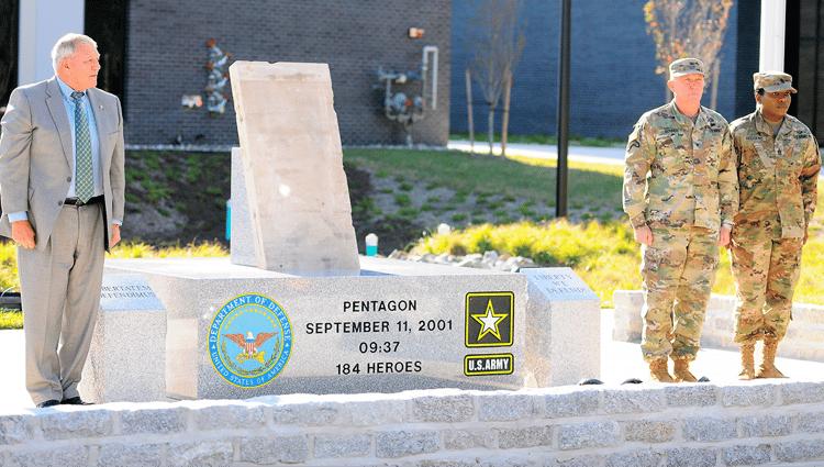 SGW Pentagon Memorial