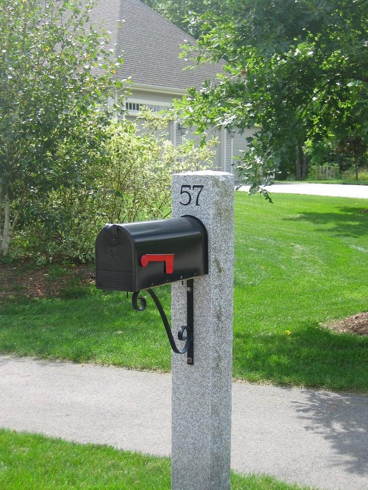 SWENSON- Mailbox Post