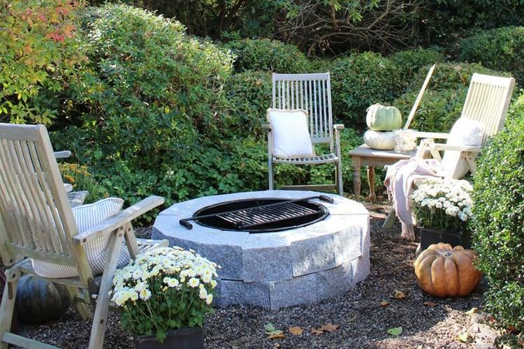 Migonis Home Swenson DIY fire pit
