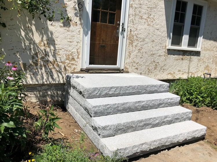 Woodbury Gray Steps_Jeff Katz