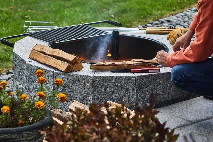 Swenson Granite Works DIY fire pit