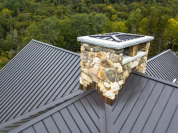 Moosilauke Ravine Lodge  Swenson Granite
