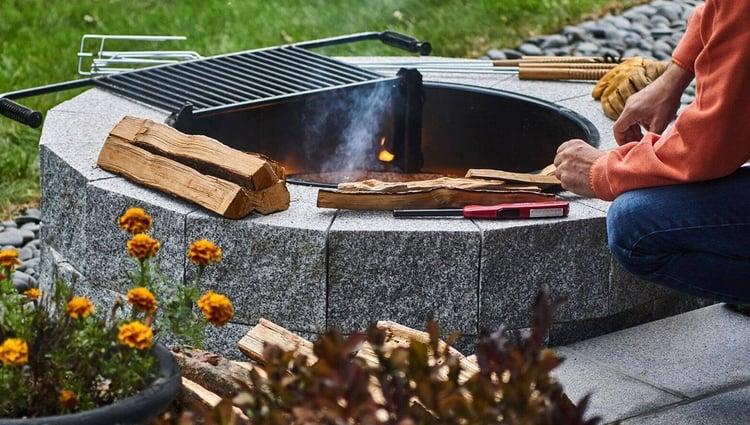 Swenson Granite DIY fire pit