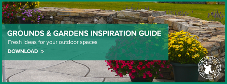 Need fresh ideas for your grounds & garden? Download the inspiration guide.