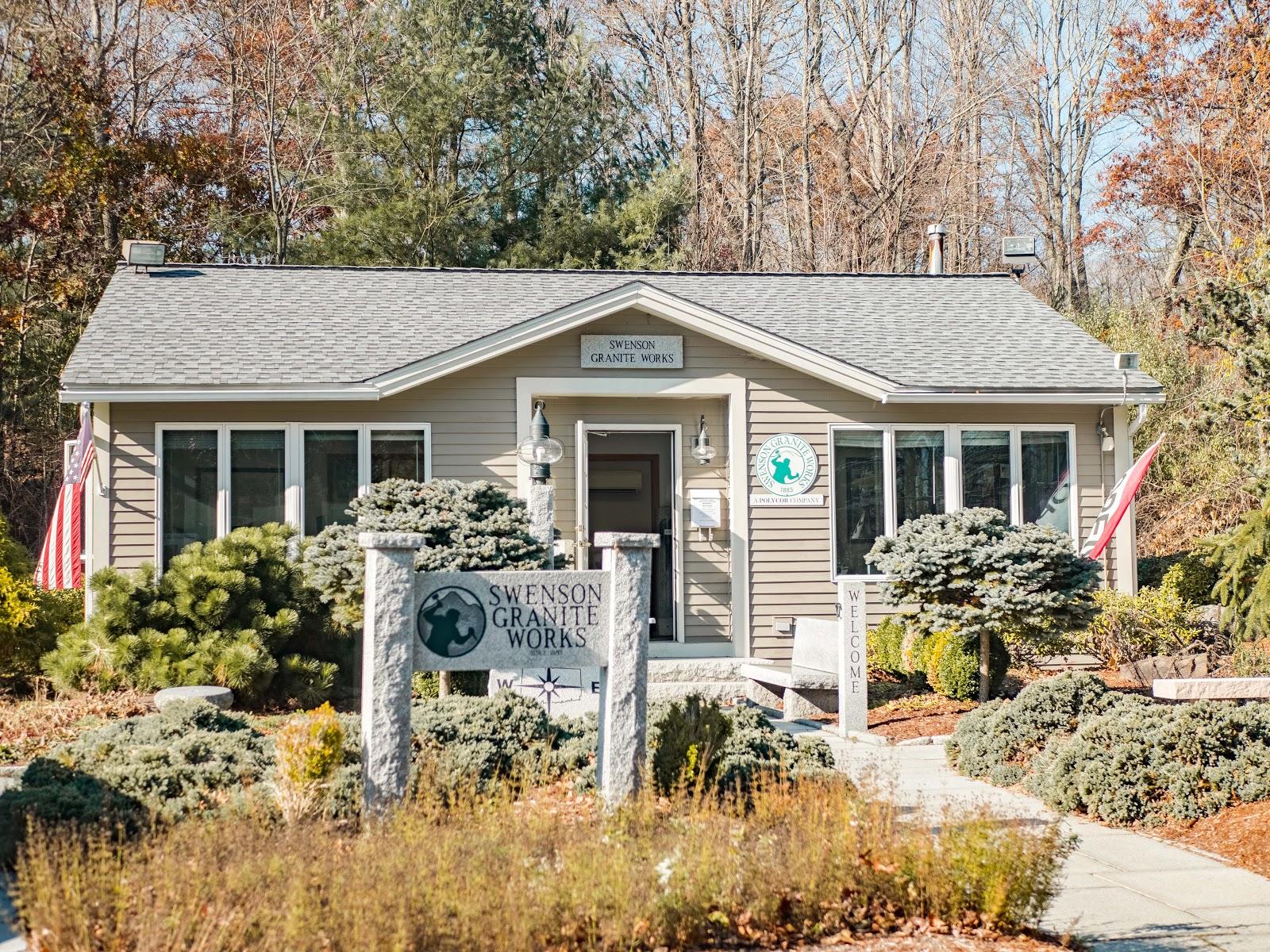 Swenson Granite Works Newtown, Connecticut store