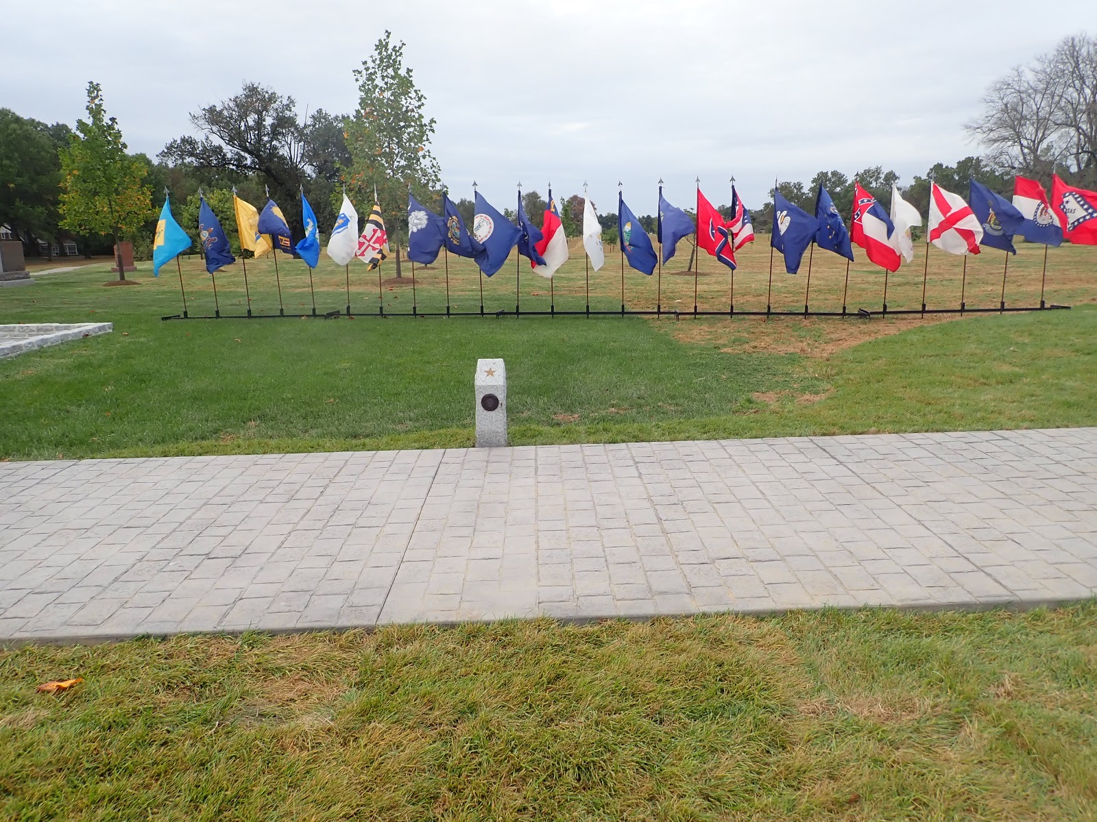Gold Star Family Memorial at Aberdeen Proving Ground