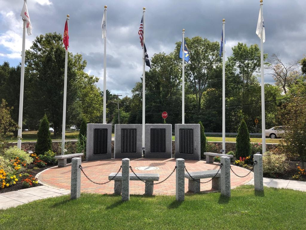 Small Towns Honor Veterans In A Big Way With Granite Monuments